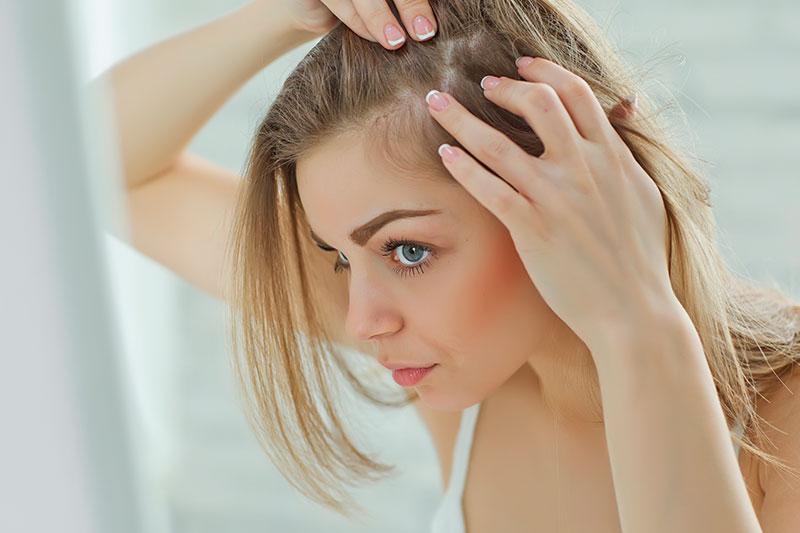 Diagnóstico y Tratamiento de otros problemas relacionados con el pelo y el cuero cabelludo