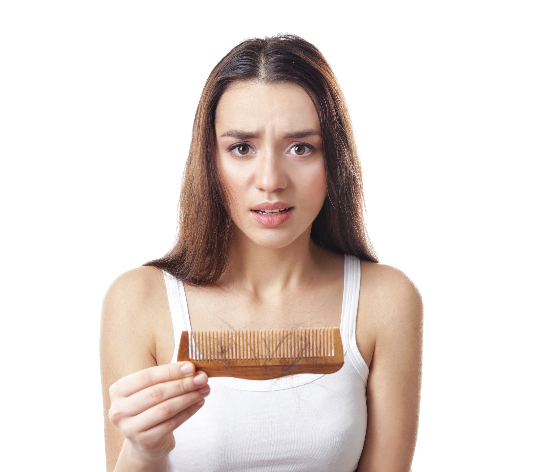 ¿Caída capilar?Déficit de vitaminas y minerales