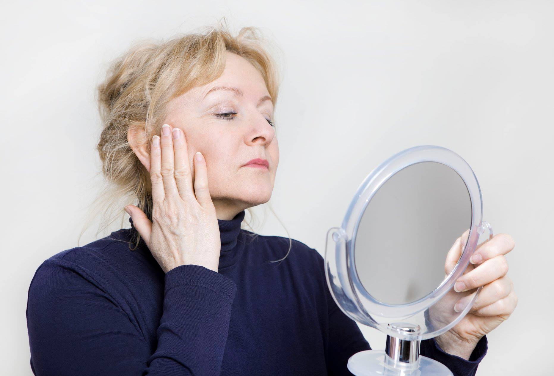 Piel y menopausia